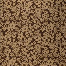 Amber Botanical Decorator Fabric by Kravet