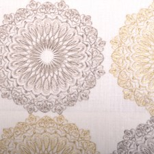 Silver Decorator Fabric by Robert Allen /Duralee