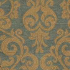 Peacock Jacquard Pattern Decorator Fabric by Fabricut