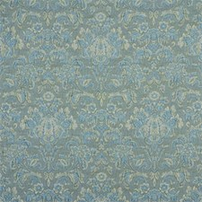 Waterblue Damask Decorator Fabric by Kravet