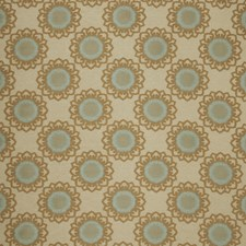 Turquoise Global Decorator Fabric by Fabricut