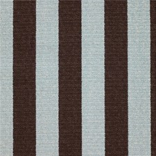 Brown/Blue Texture Decorator Fabric by Kravet