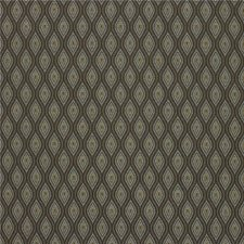 Brown/Light Blue Modern Decorator Fabric by Kravet