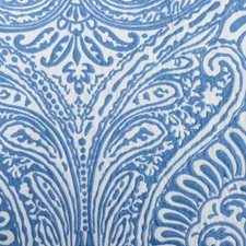Blueberry Crewel Decorator Fabric by Highland Court