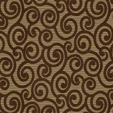 Walnut Lattice Decorator Fabric by Kravet