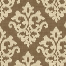 Teak Ethnic Decorator Fabric by Kravet