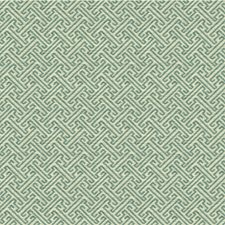 Beige/Light Blue Asian Decorator Fabric by Kravet
