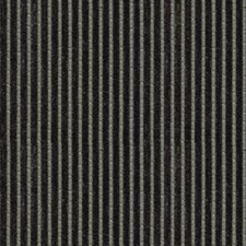 Graphite Stripes Decorator Fabric by Kravet