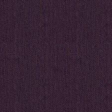Grape Herringbone Decorator Fabric by Kravet