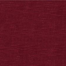 Burgundy/Red/Burgundy Solids Decorator Fabric by Kravet