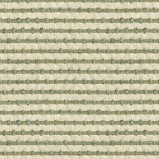 White/Light Blue Stripes Decorator Fabric by Kravet