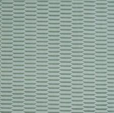 Aqua Stripes Decorator Fabric by Fabricut