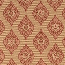 Garnet Damask Decorator Fabric by Fabricut