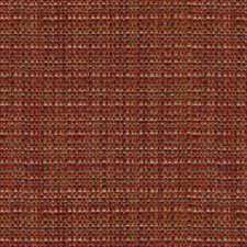 Burgundy/Red/Green Stripes Decorator Fabric by Kravet