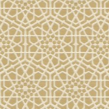 Custard Modern Decorator Fabric by Kravet