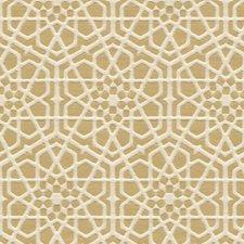 Custard Contemporary Decorator Fabric by Kravet