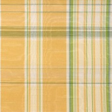 Yellow/sage Decorator Fabric by Duralee