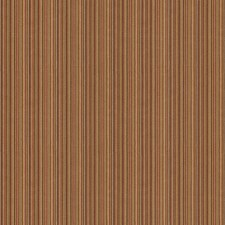 Burgundy/Red/Brown Stripes Decorator Fabric by Kravet