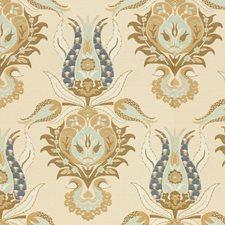 Mineral Botanical Decorator Fabric by Kravet