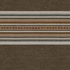 Shale Stripes Decorator Fabric by Kravet
