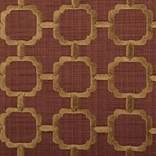Maroon Decorator Fabric by Duralee