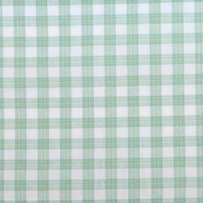 Aqua Plaid Decorator Fabric by Duralee