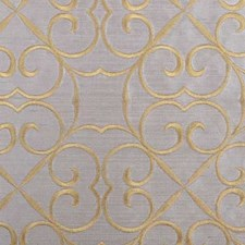 Metal Embroidery Decorator Fabric by Duralee