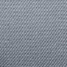 Grey Faux Leather Decorator Fabric by Duralee