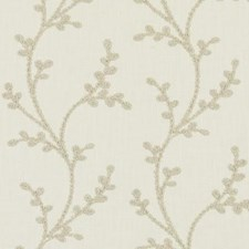 Straw Embroidery Decorator Fabric by Duralee