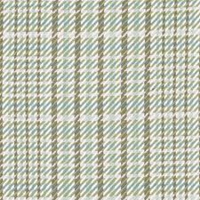 Avocado Plaid Decorator Fabric by Duralee