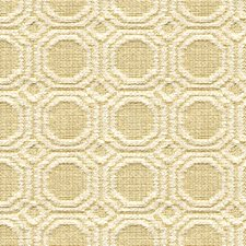 Sand Geometric Decorator Fabric by Kravet
