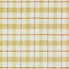 Honey Plaid Decorator Fabric by Duralee