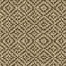 Brown/Beige Diamond Decorator Fabric by Kravet