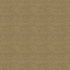 Beige/Brown Diamond Decorator Fabric by Kravet