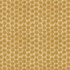 White/Yellow Animal Skins Decorator Fabric by Kravet