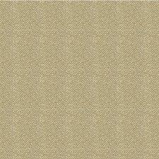 Ivory/Chocolate Herringbone Decorator Fabric by Kravet