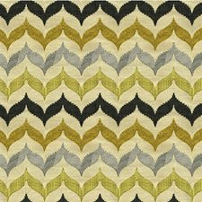 Citron Bargellos Decorator Fabric by Kravet