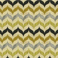 Citron Bargellos Decorator Fabric by Kravet