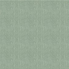 Light Blue Herringbone Decorator Fabric by Kravet