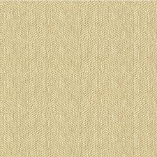 Beige Herringbone Decorator Fabric by Kravet