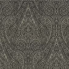 Flint Paisley Decorator Fabric by Kravet