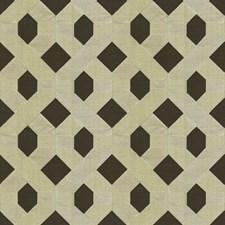 Ink Blue Geometric Decorator Fabric by Kravet