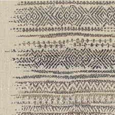 Beige/Light Blue/Sage Ethnic Decorator Fabric by Kravet