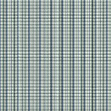 Green/Blue/Light Blue Ottoman Decorator Fabric by Kravet