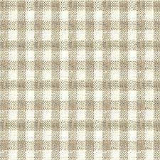 Grey/White Check Decorator Fabric by Kravet