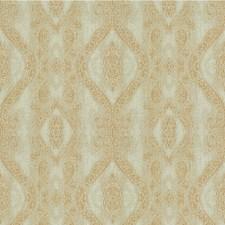 Sand Paisley Decorator Fabric by Kravet