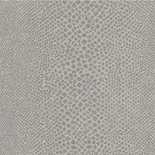 Grey/Beige Animal Skins Decorator Fabric by Kravet