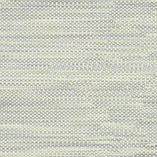 Light Blue/Ivory Stripes Decorator Fabric by Kravet