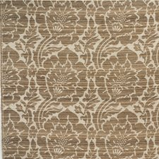 Beige/Camel/Bronze Damask Decorator Fabric by Kravet