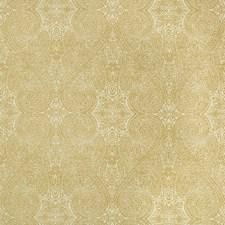 Camel/Beige Damask Decorator Fabric by Kravet